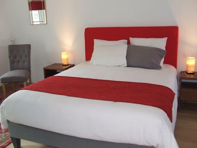 Le Clos du Val - Chambre d'hôtes Le Grand Pré - Quibou - Bed & Breakfast