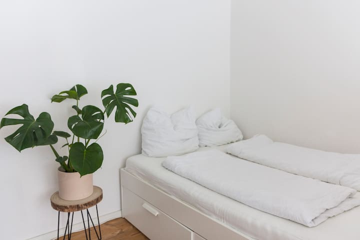 Cosy & bright city apartment - Halle (Saale) - Apartment