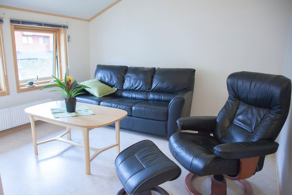 The private livingroom