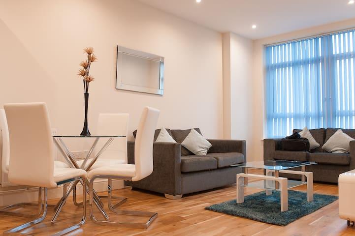 2 bedroom Ashford town centre apartment