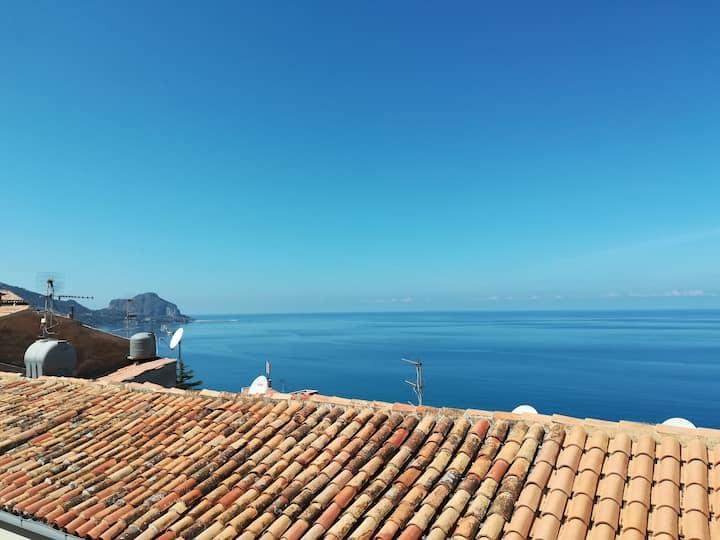 Casa con vista a Sant'Ambrogio