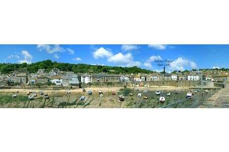 Abbey Place Net Loft, by Mousehole Harbour - Mousehole - Loft-asunto