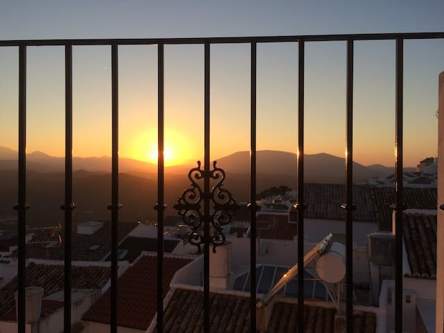 Possibly the best views in Olvera - Olvera - House