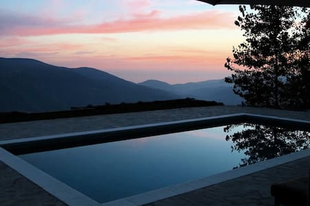Stunning views, pool, relaxing nature (Ensuite 1) - Soportújar - Wikt i opierunek