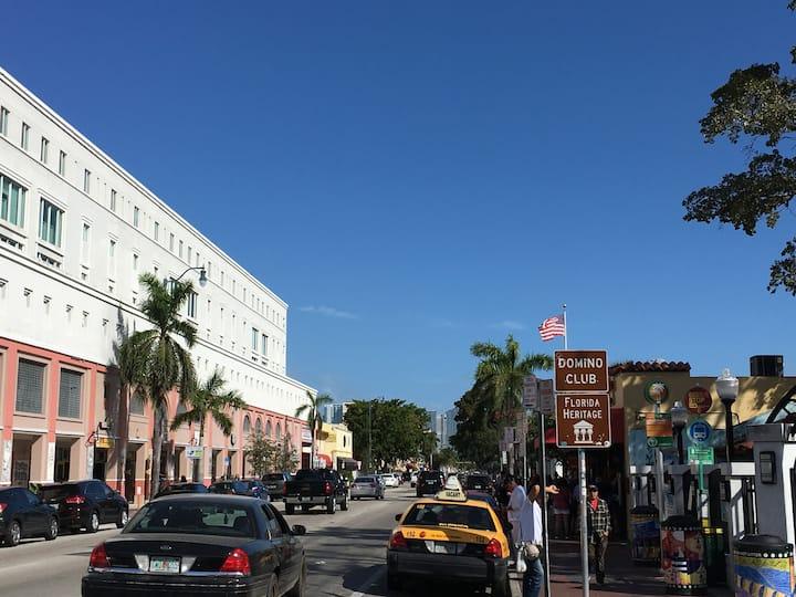 Beautiful apartment in Miami