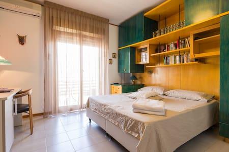 """B&B """" Al  258 """"  Near Taormina- Camera 2 - Santa Teresa di Riva"""