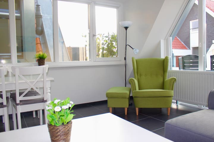 Appartement Oost in Ouddorp aan zee Weststraat - Ouddorp - Apartment