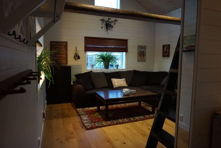Cozy cottage in Byskogen just 5 km from Östersund