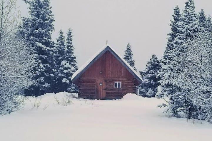 Lazy J Homestead Cabin