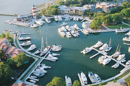 Clipper Ct Harbour Town HHI, SC - 힐튼 헤드 아일랜드(Hilton Head Island)