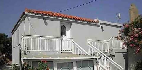 Limnos Appartement 2 Chambres avec Vue sur la Montagne
