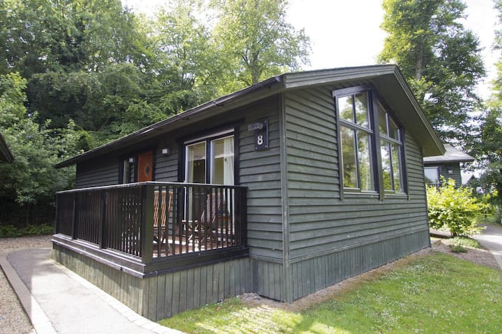 2 Bedroomed Lodge for up to 6 people