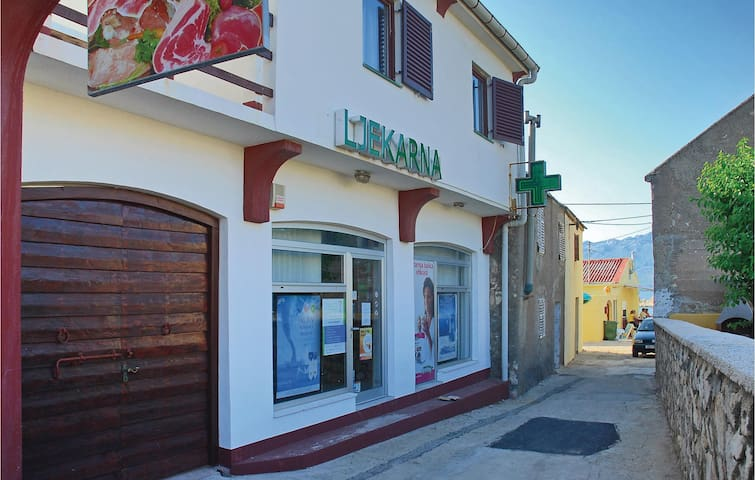 Holiday apartment with 2 bedrooms on 55 m² in Razanac