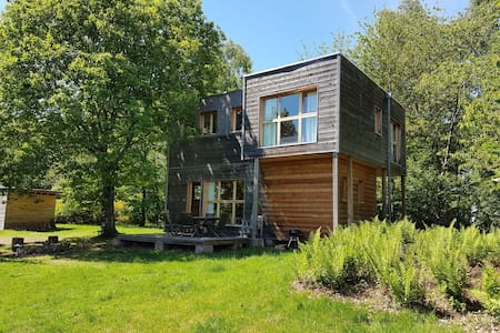 Contemporary eco-friendly Chalet