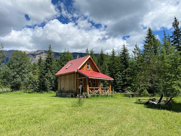 Cozy Cabin in Heartland Acres