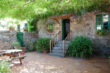 Preciosa casa rural en O Salnés, Rías Baixas - O Salnés - Haus