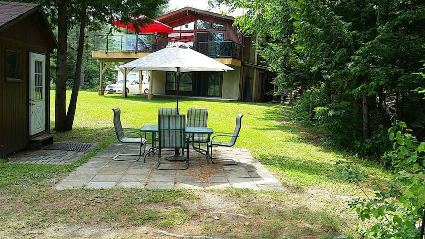 Paradise in the Laurentians - Morin-Heights - House