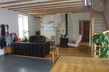 Grande maison familiale proche Nantes et plages