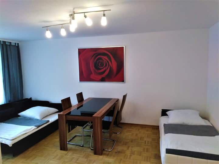 2  Person groß Zimmer in Hannover