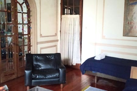Heart of Mvdeo. Room tot. private - Montevideo - Apartment