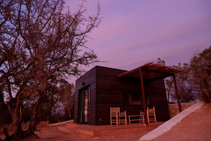 Ecolodge, sleep among the stars