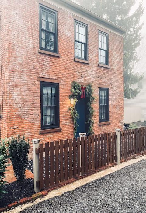메리 스트리트의 리틀 하우스