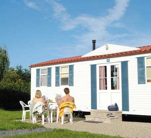 Standard Mobile Home K with 3 sleeping rooms - Heischent - Bungalow