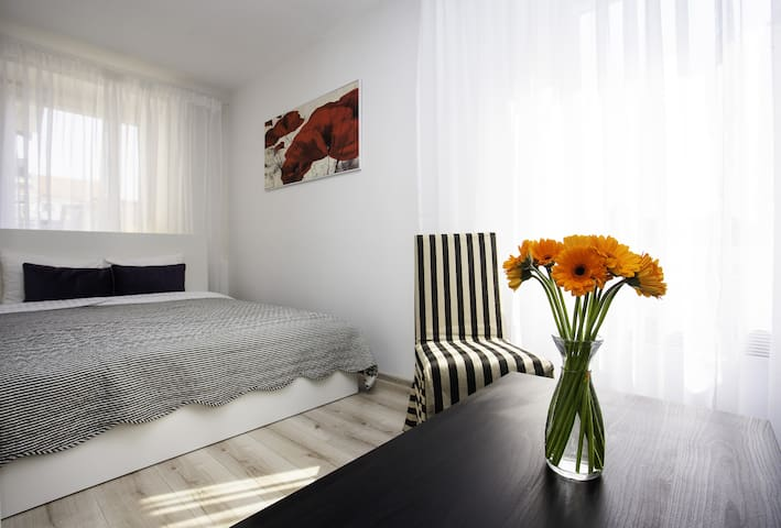 Stylish & Comfy Studio in the Heart of Kaunas