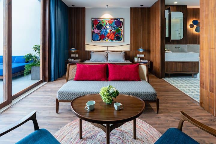 PENTHOUSE Apartment @nearMY KHE beach/FREE PICK-UP