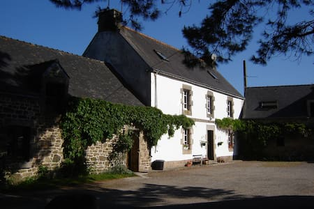 Renovated Farmhouse 20 mins from beaches sleeps 6 - Nostang - Haus
