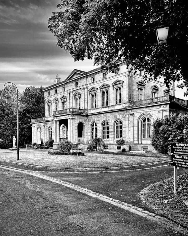 Lodge en Forêt de Château