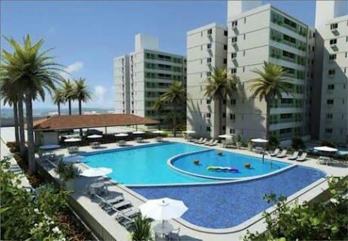 Melhor localização para curtir praias em Recife - Jaboatão dos Guararapes - อพาร์ทเมนท์