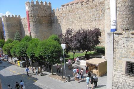 Muy céntrico, frente a la catedral y la muralla - Ávila - Wohnung