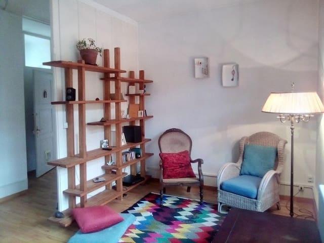 Appartement chaleureux en Jura bernois