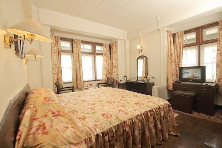 Preferred Double  Room     Windamere - Darjeeling