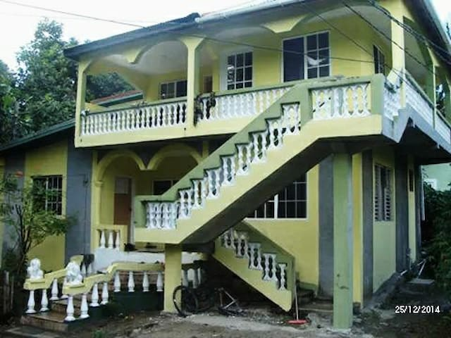 Riverside Guest House - Port Antonio - Casa