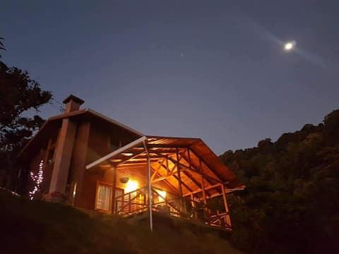 Cabaña Los Quetzales
