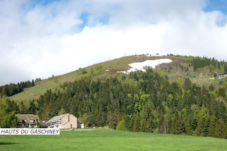 """""""Le Montagnard"""" Pied des pistes / Gaschney 360"""