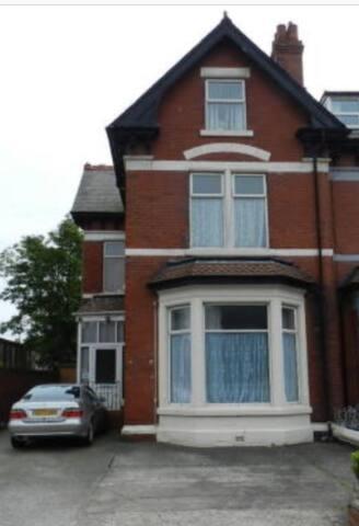 Blackpool House