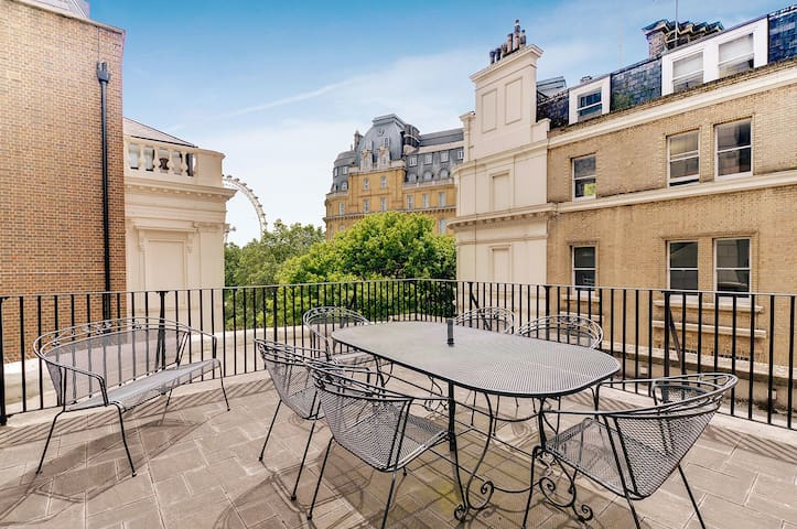 Stunning 18th Century House - 2min to Trafalgar Sq