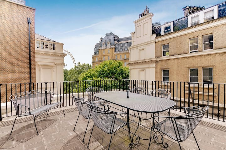Stunning 18th Century House - 2min to Trafalgar Sq