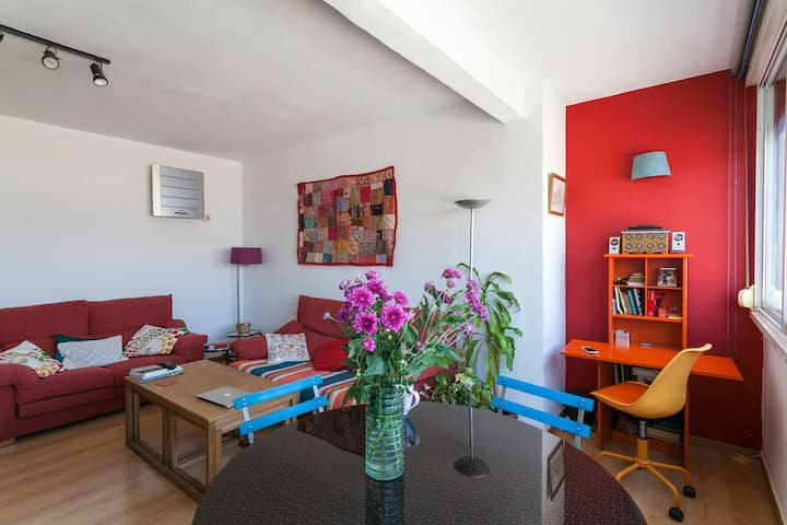 Nice Flat in in Triana with A/C