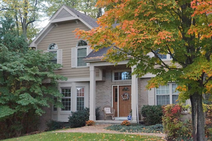 Charming Master suite in beautiful Vineyard Hill - Fairport - Rumah