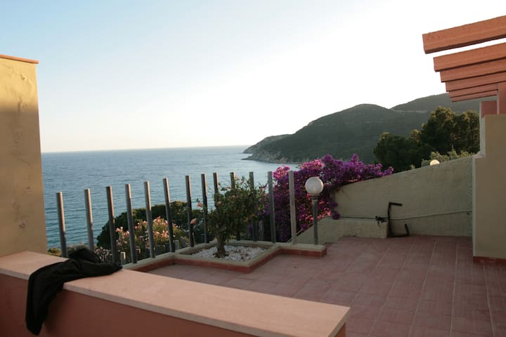 Villa vicinissima al mare super panoramica - Porto Sa Ruxi - Holiday home