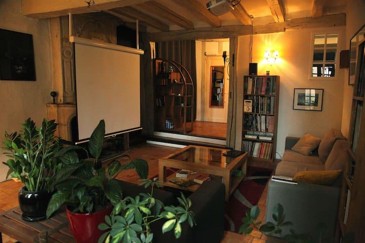 Charmant logement de 80m² dans coeur historique