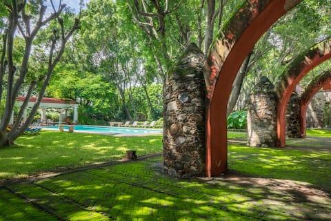 Hacienda Colonial  Morelos  APROVECHA  VACACIONES