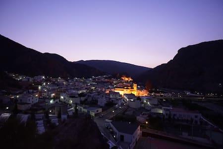 Habitación con vistas a La Alpujarra - Alboloduy