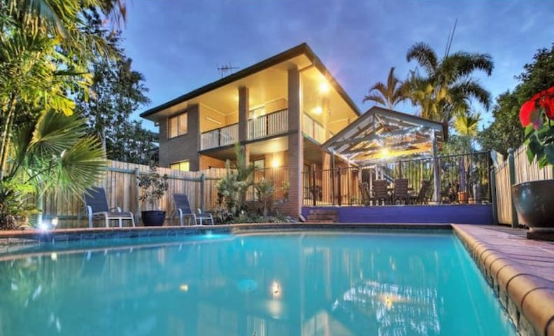 Comfortable bedroom for rent in Sunnybank Hills