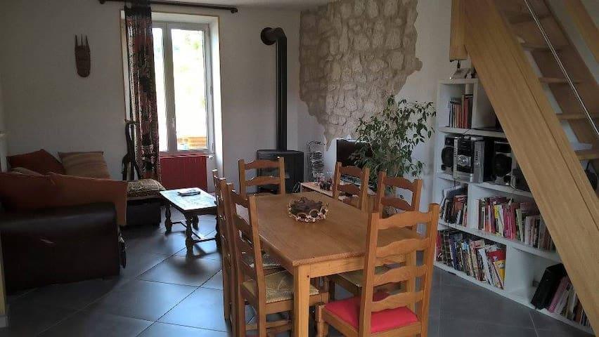 maison à la campagne avec gardiennage d'animaux - Pagny-sur-Meuse - Ev