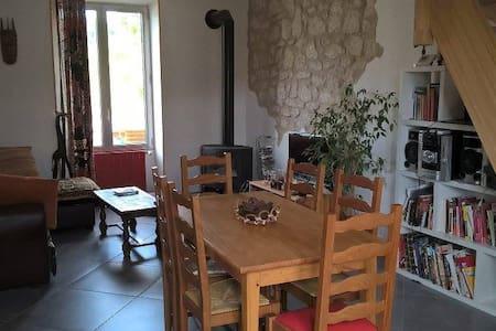 maison à la campagne avec gardiennage d'animaux - Pagny-sur-Meuse